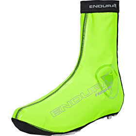 Endura FS260-Pro Slick Copriscarpe, neon green